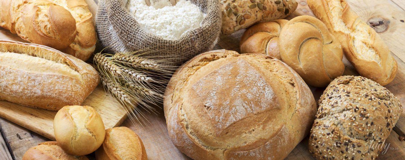Как приготовить хлеб