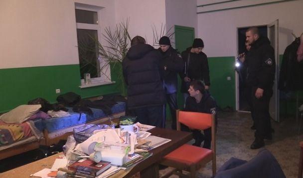 В Киеве конфікт между коллегами-пенсионерами через политические разногласия завершился резней