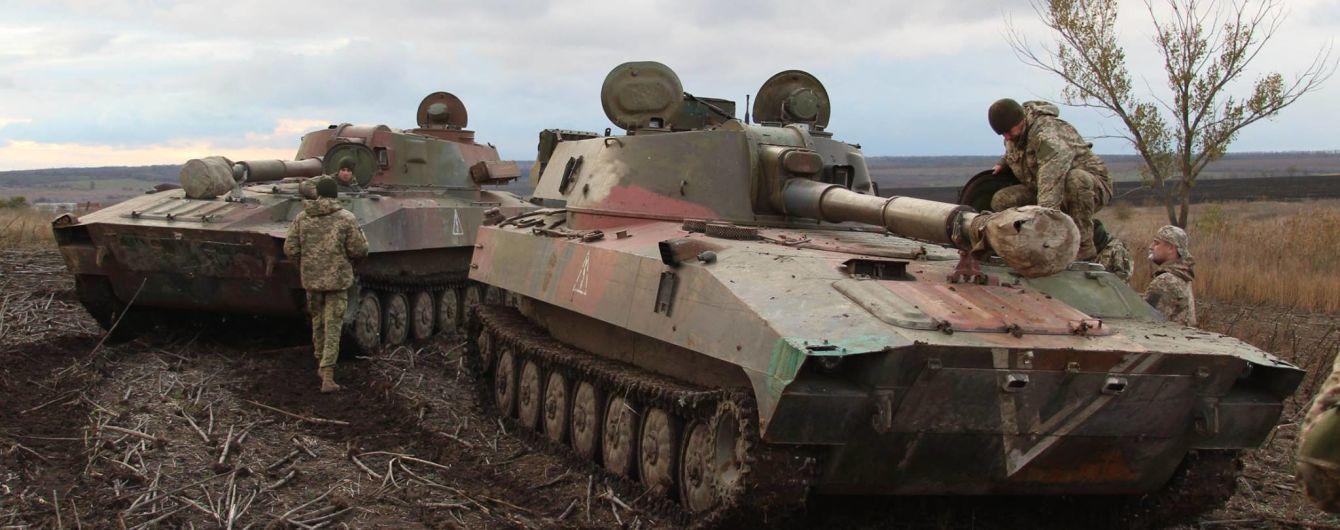 Четвер на Донбасі минув без втрат серед українських військових. Хроніка АТО