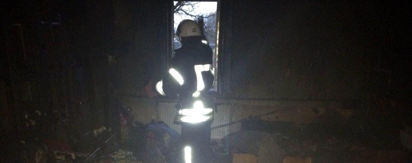 В селе на Киевщине взорвался телевизор – травмировались двое людей