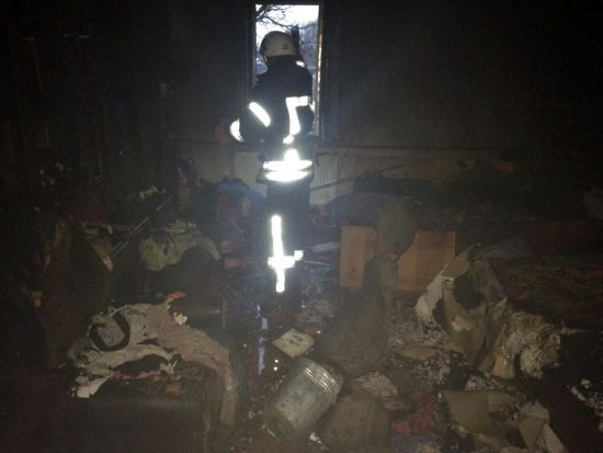 У селі на Київщині вибухнув телевізор – травмувалися двоє людей