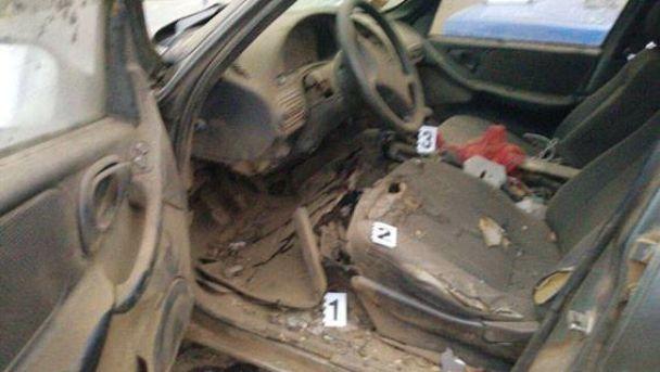В Одесской области взорвалось авто, погиб водитель