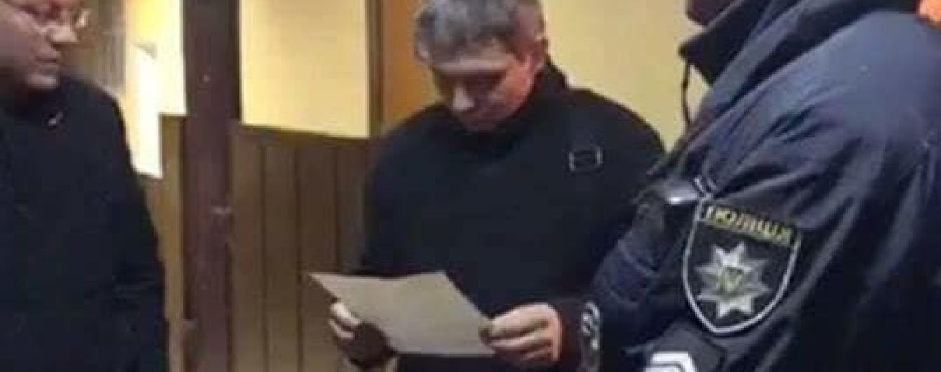 В Харькове заподозрили в пьяном вождении следователя, который курирует ДТП с Зайцевой – соцсети