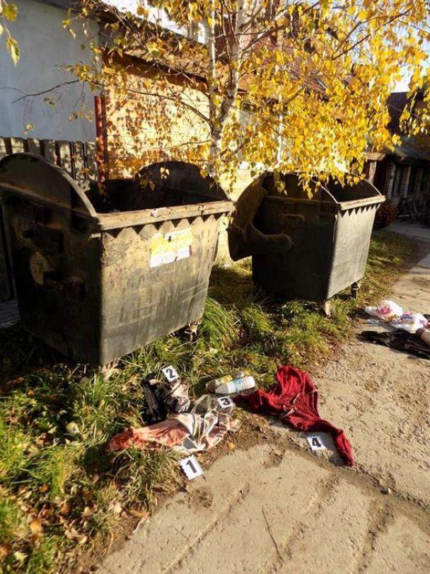 У Львові в готелі жінка народила дитину і викинула її на смітник