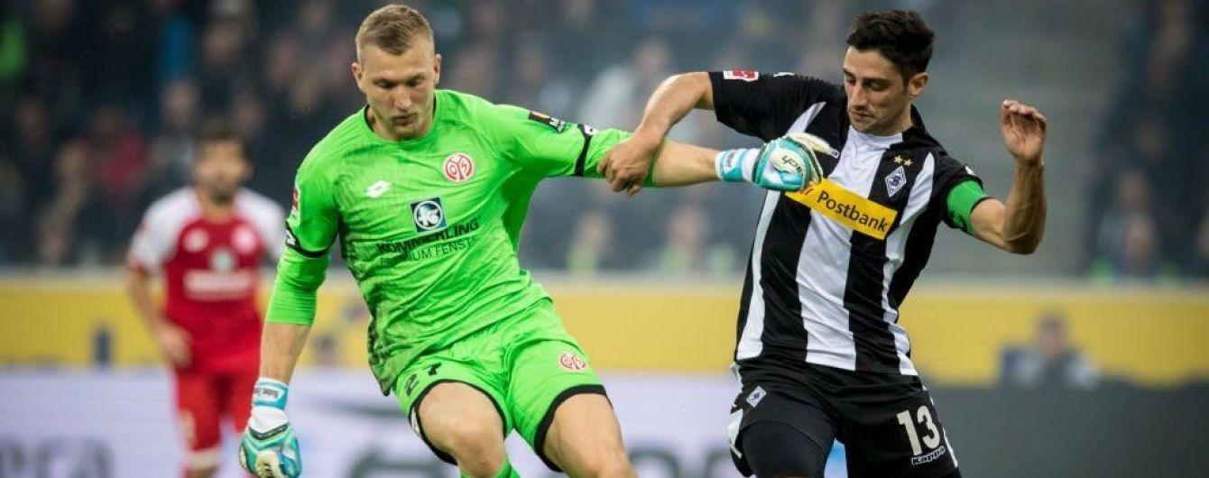 Ляп года: в Германии вратарь вместо мяча ударил пустое место и чуть не привез гол
