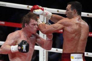 Російський боксер мріє про реванш із Кличком