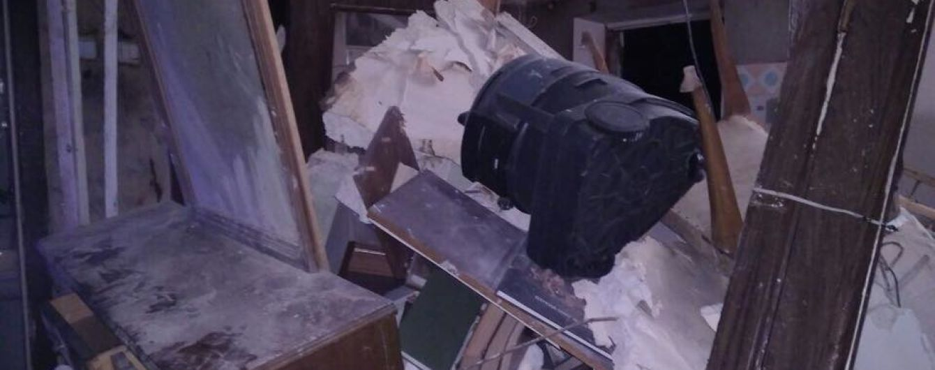 Вибух газу у Києві: донька власниці квартири намагалась скоїти самогубство