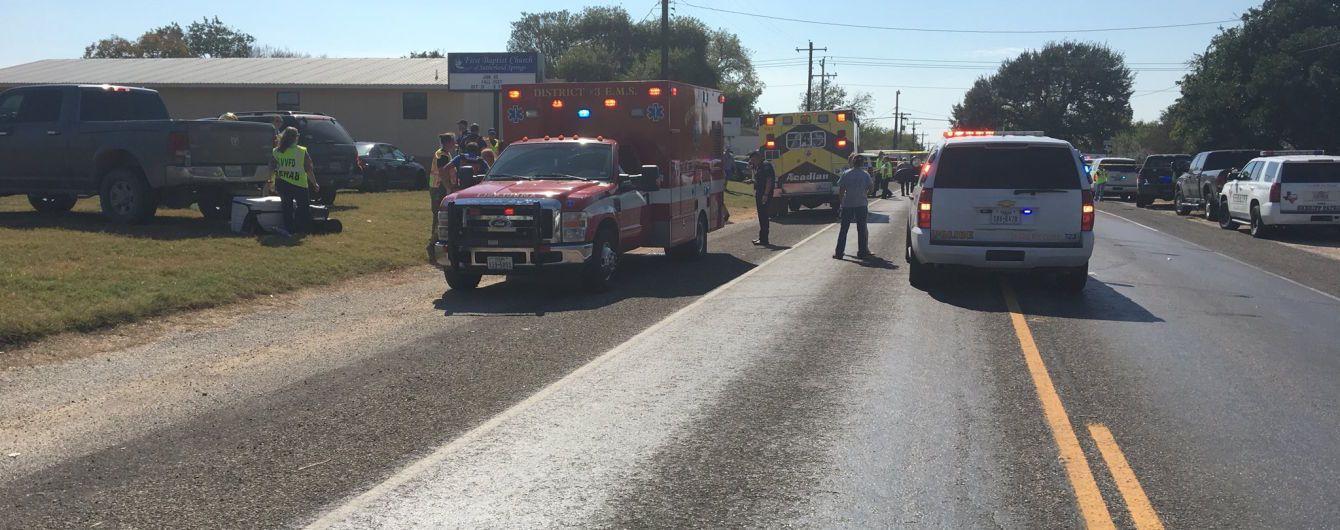 Отец потерял ребенка во время стрельбы в Техасе. Новые подробности массового убийства в церкви