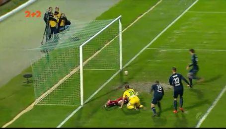 Сталь - Карпаты - 0:0. Видео матча