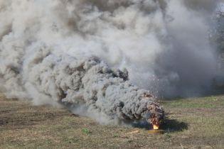 У зоні АТО біля Донецької фільтрувальної станції підірвався рятувальник ДСНС