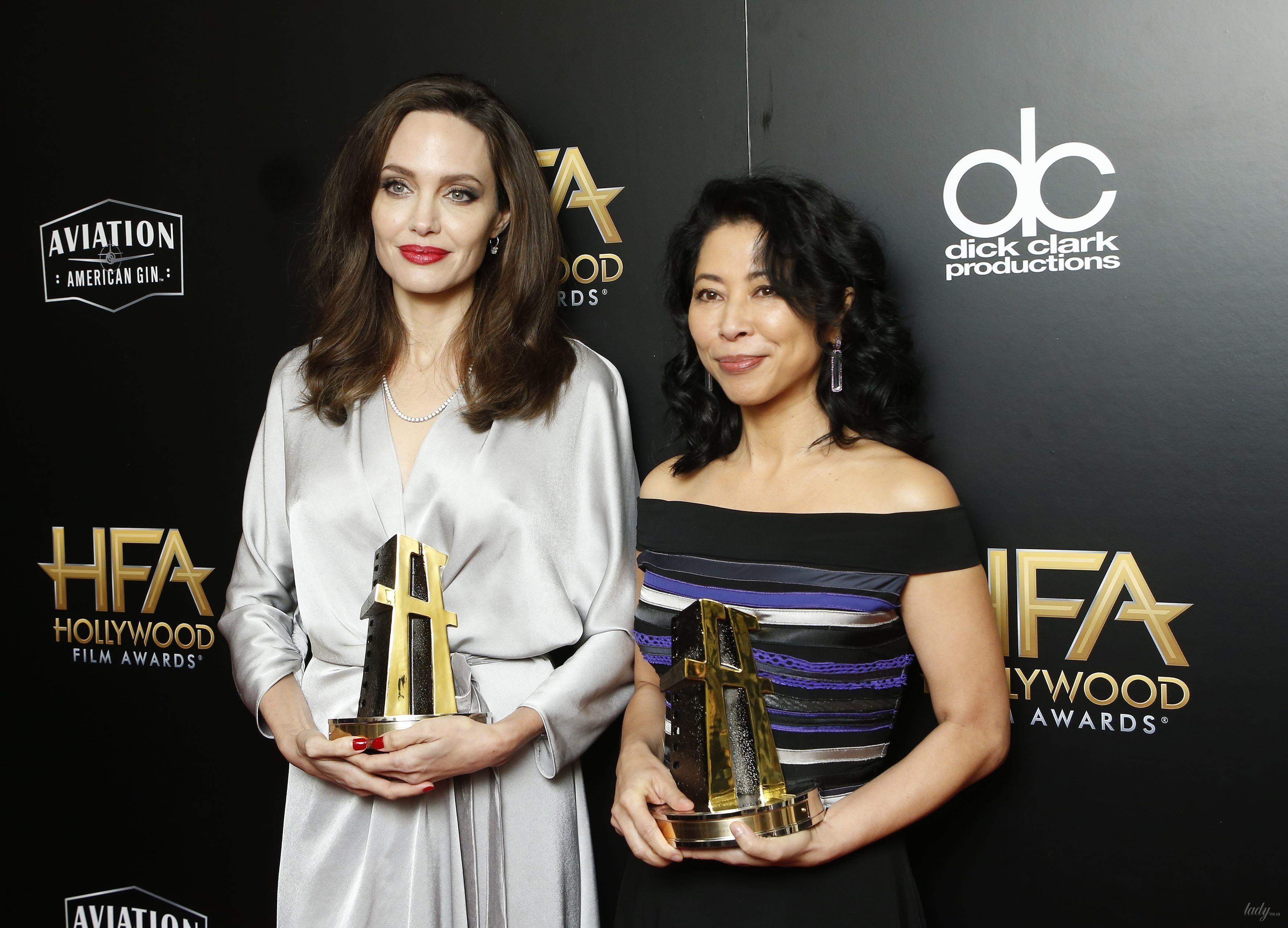 ВСША вручили премию Hollywood Film Awards