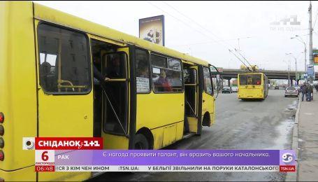 """""""Сніданок"""" проверил соблюдение ПДД возле общественных остановок"""