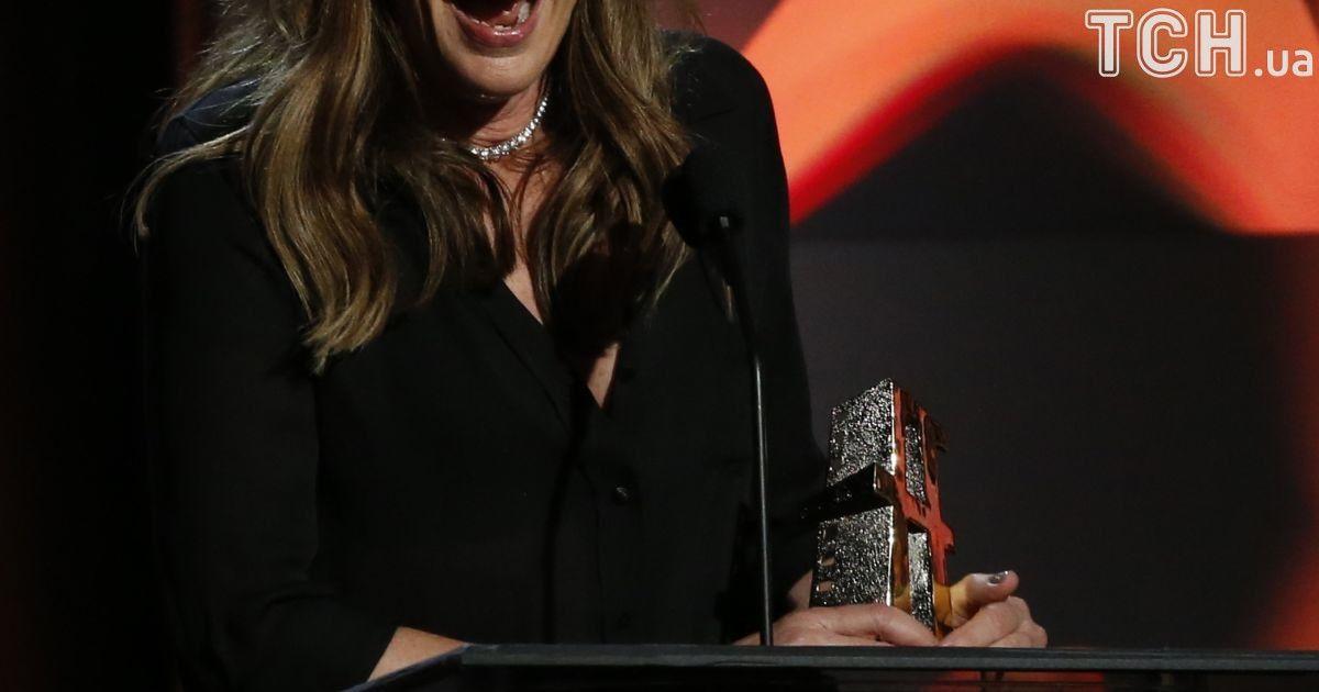 Элисон Дженни стал лучшей актрисой второго плана @ Reuters