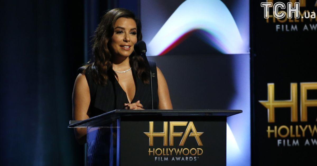 Ева Лонгория на Hollywood Film Awards 2017 @ Reuters