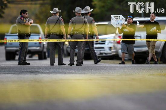 В США произошла стрельба в школе, есть погибшие