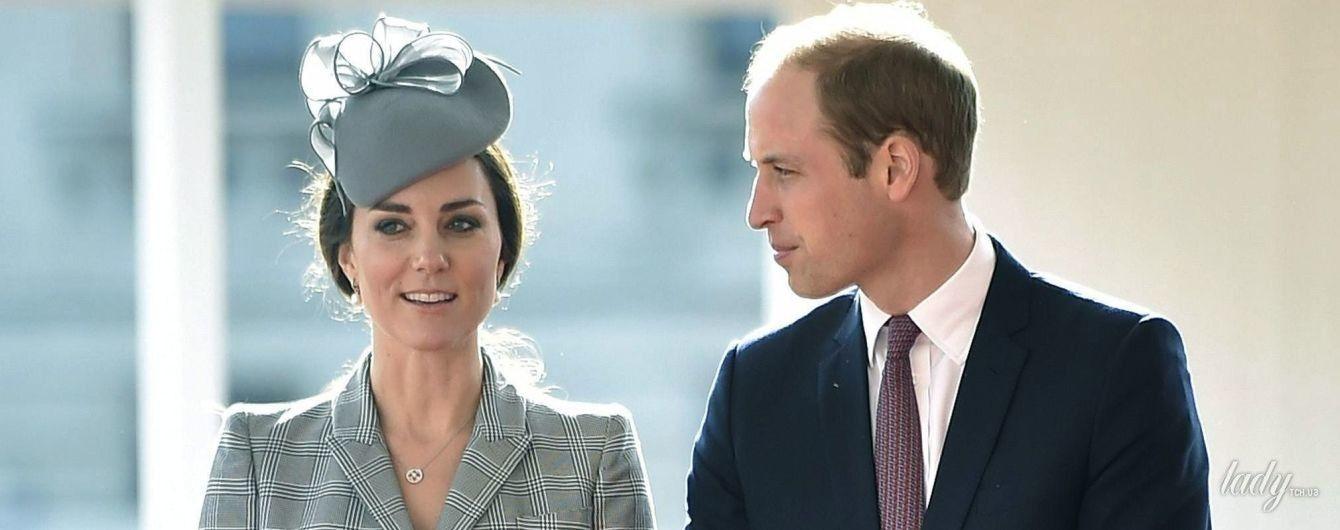 Неожиданно: британские СМИ уже знают, кого вынашивает герцогиня Кембриджская