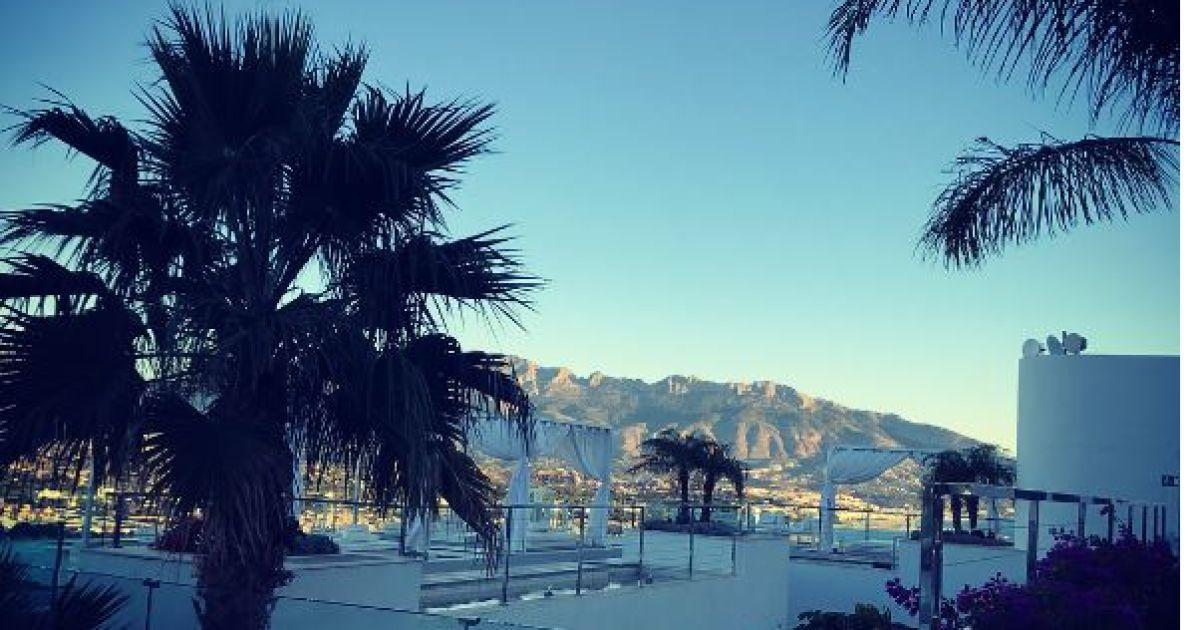Зірка відпочиває в Іспанії @ instagram.com/nataliya_mogilevskaya