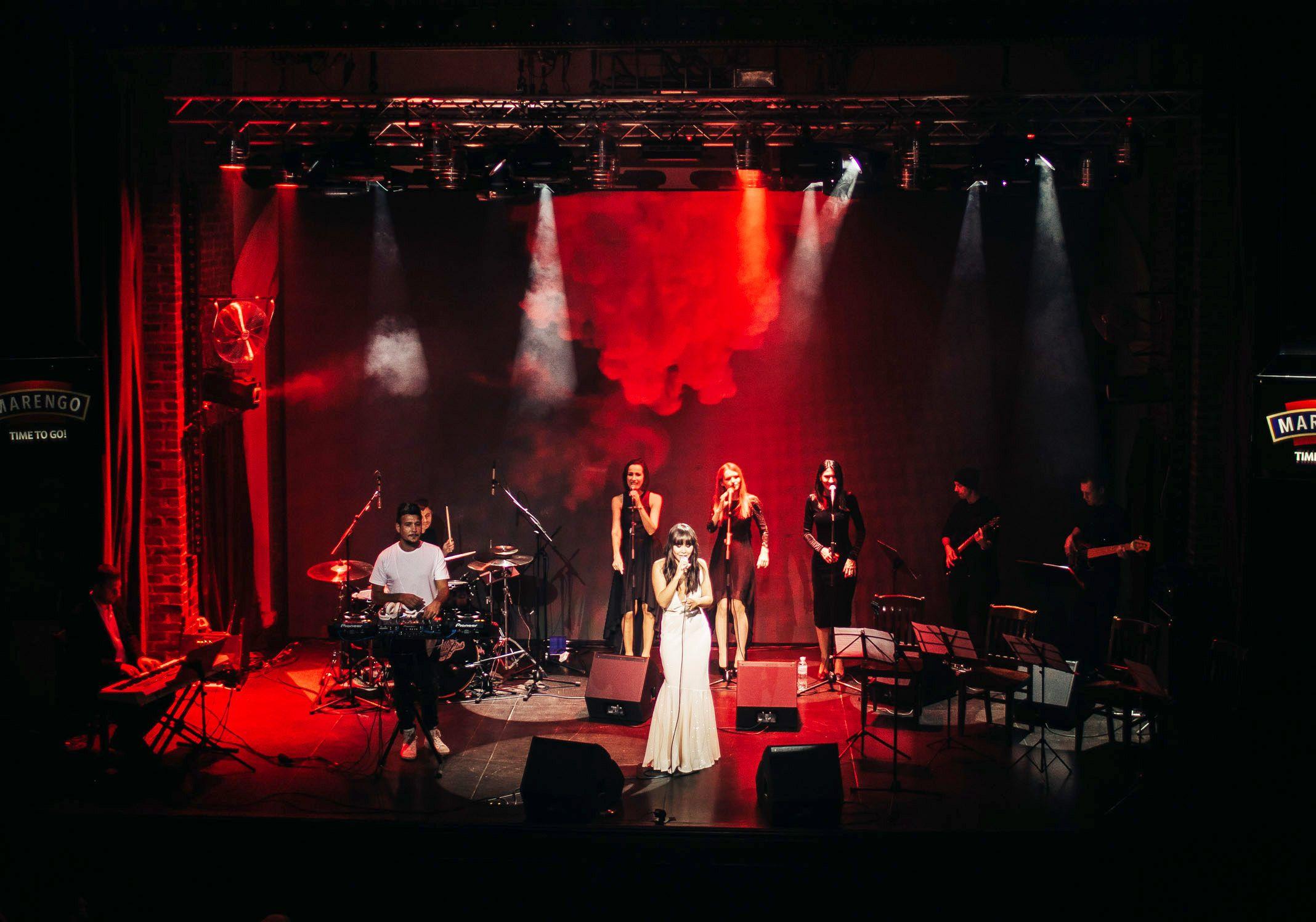Сольный концерт ZACHEKAY певицы VLADA_9