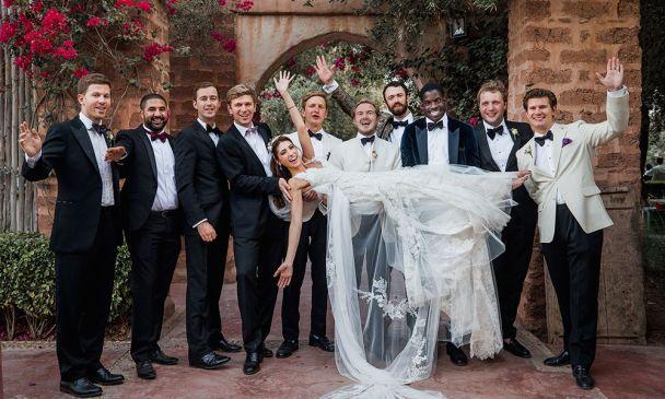 Східна казка: у Мережі з'явилися фото з розкішного весілля доньки Меладзе