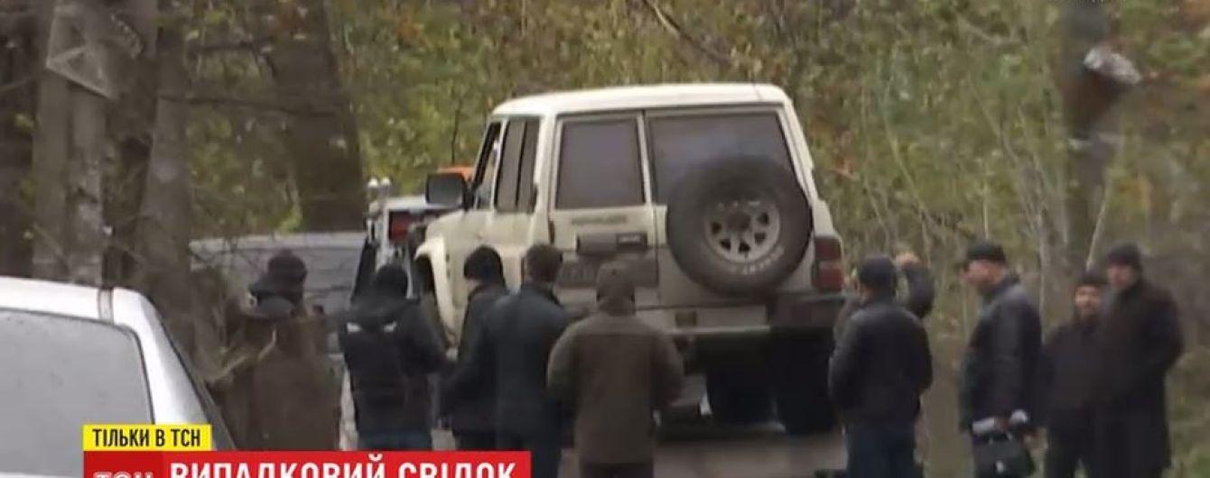 Свидетель, который первый увидел место расстрела Окуевой, рассказал про необычную деталь в районе преступления