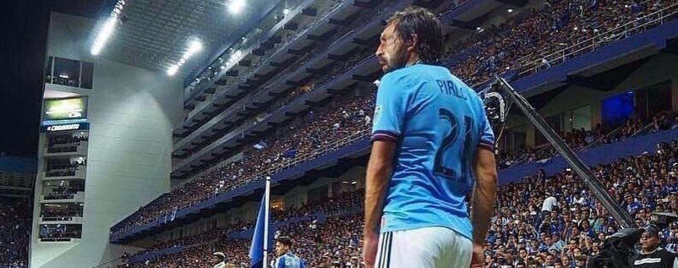 Итальянская легенда попрощалась с футболом