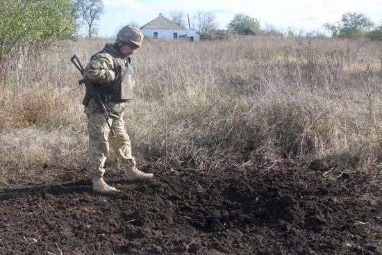 """Після обстрілів """"Градами"""" бойовики зменшили інтенсивність обстрілів. Хроніка АТО"""
