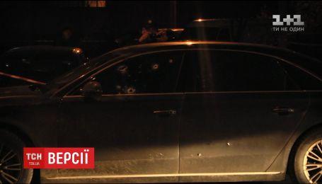 Полиция рассматривает версию убийства Аксельрода с целью перераспределения криминальных сфер влияния