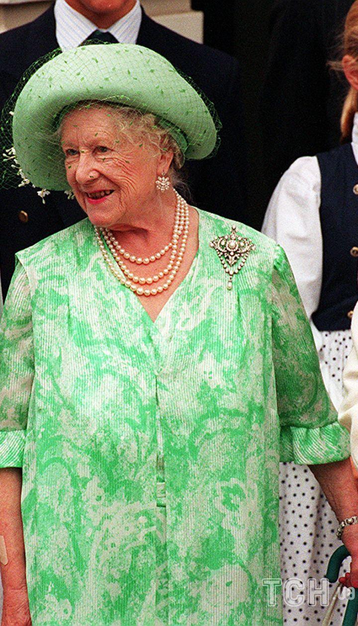 Принцесса Маргарет, королева-мать и королева Елизавета II / © Associated Press