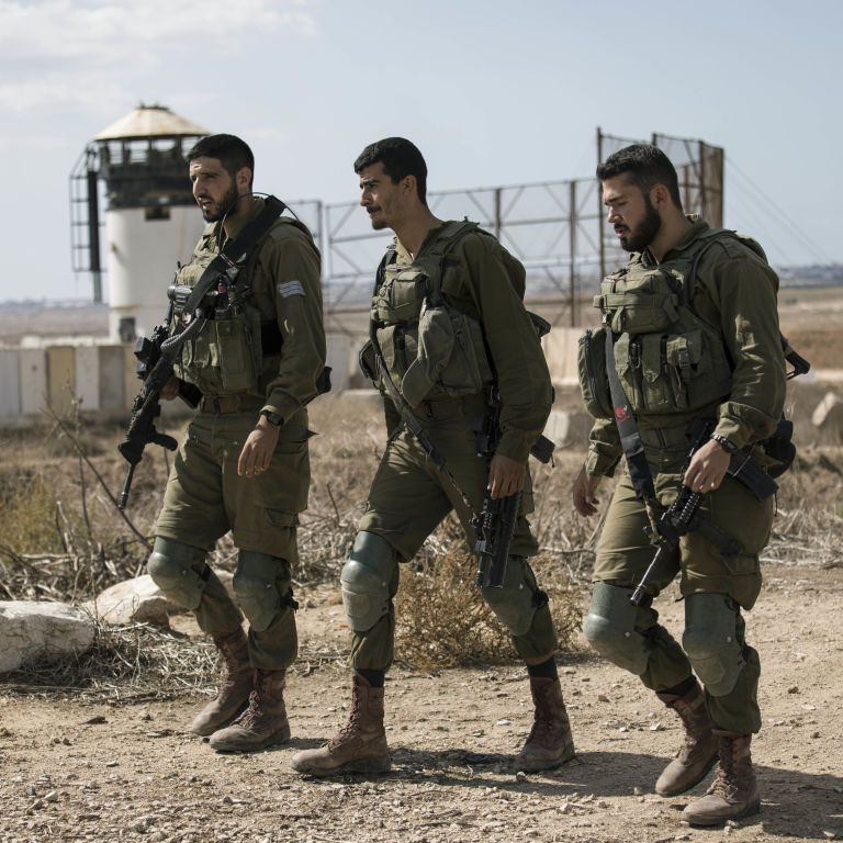 Воздушные и наземные силы армии Израиля атаковали Сектор Газа