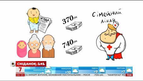 Семейный врач для украинцев: почему нужно выбрать своего терапевта