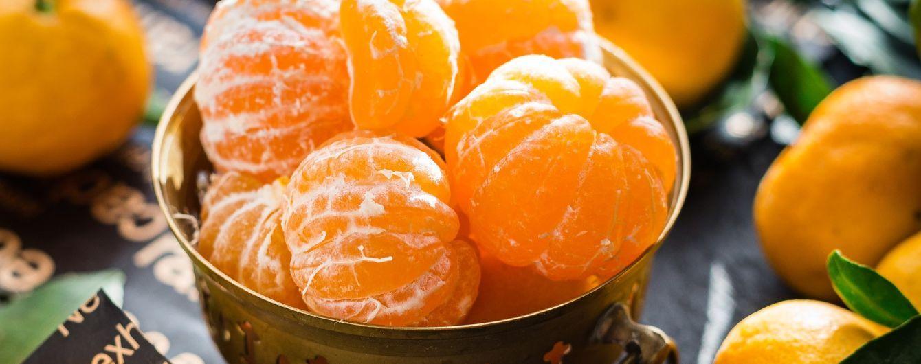 Украинцы употребляют слишком много цитрусовых, и другие фрукты недоедают
