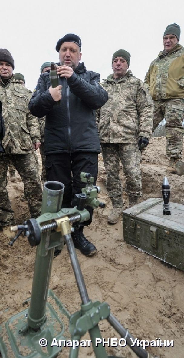 Військові успішно випробували боєприпаси вітчизняного виробництва
