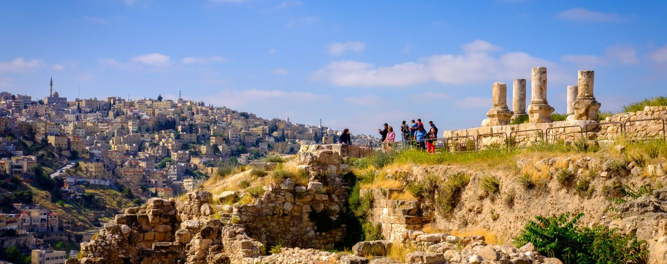 От храма Геркулеса до королевского автопарка: невероятное путешествие столицей Иордании
