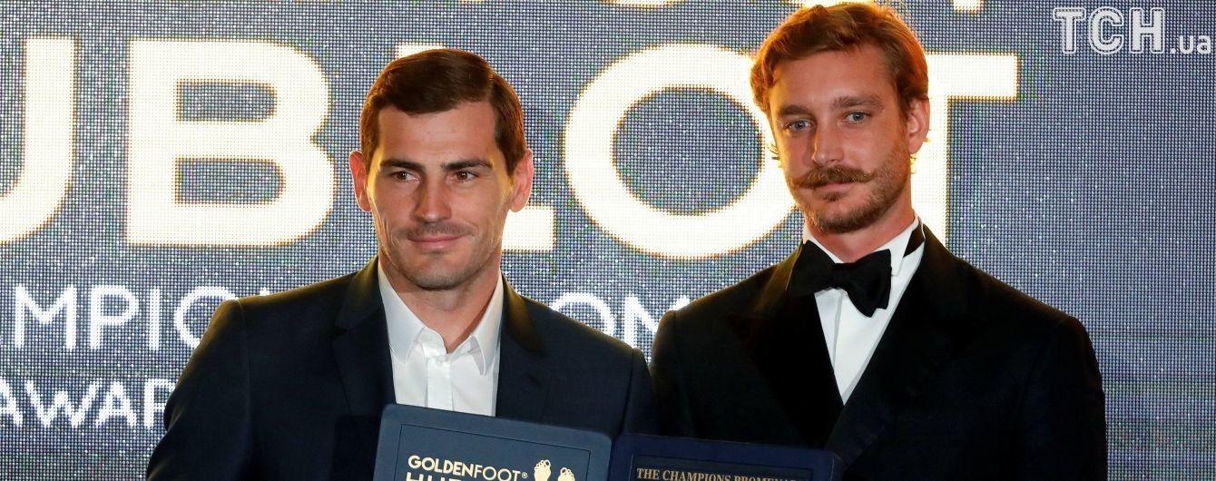 Легендарный испанский вратарь опередил Месси и Роналду в борьбе за престижную награду