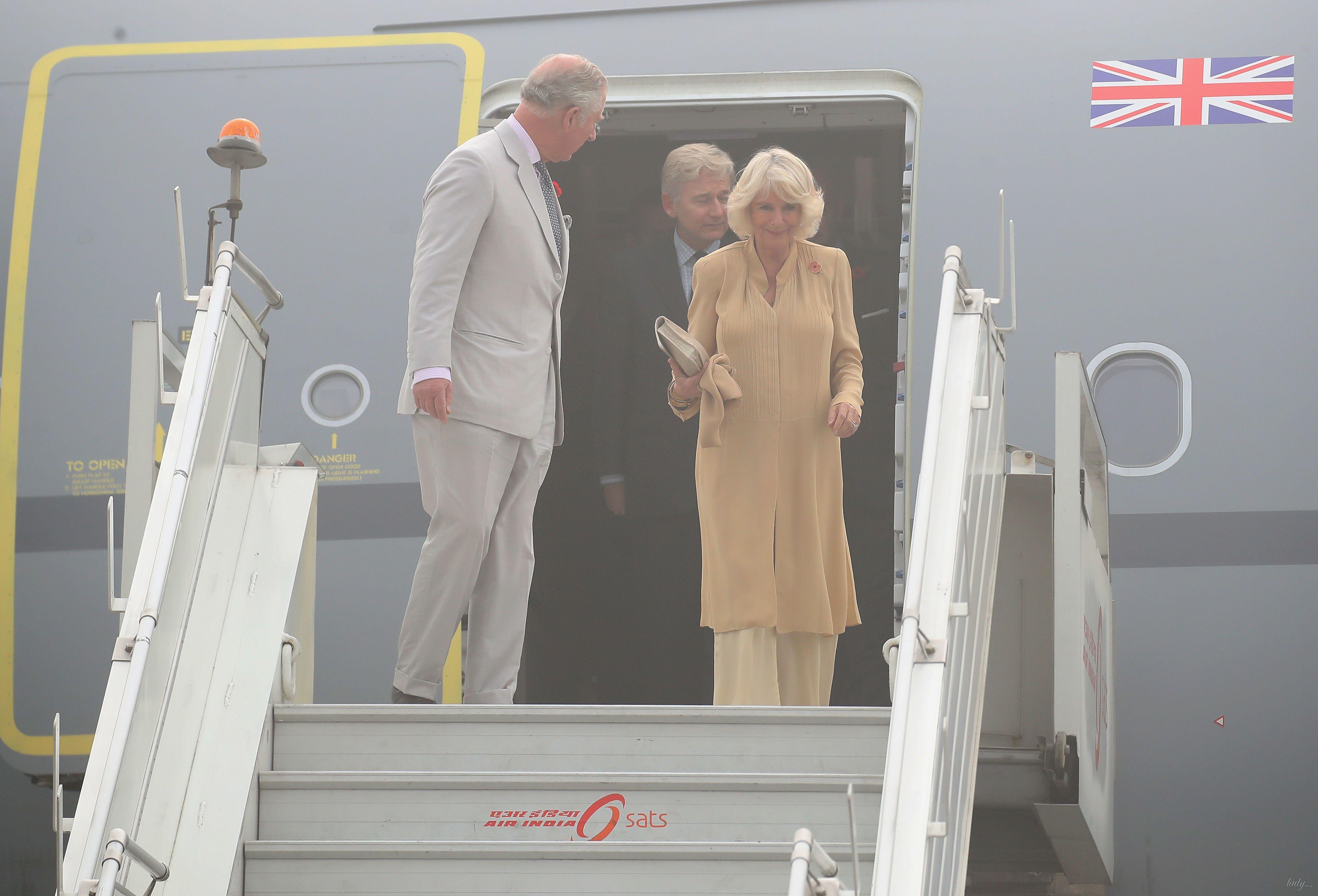 Герцогиня Корнуольская и принц Чарльз_3