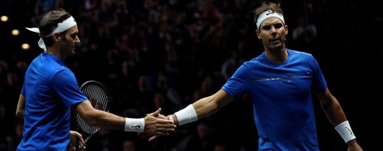 Надаль и Федерер узнали соперников на Итоговом турнире ATP