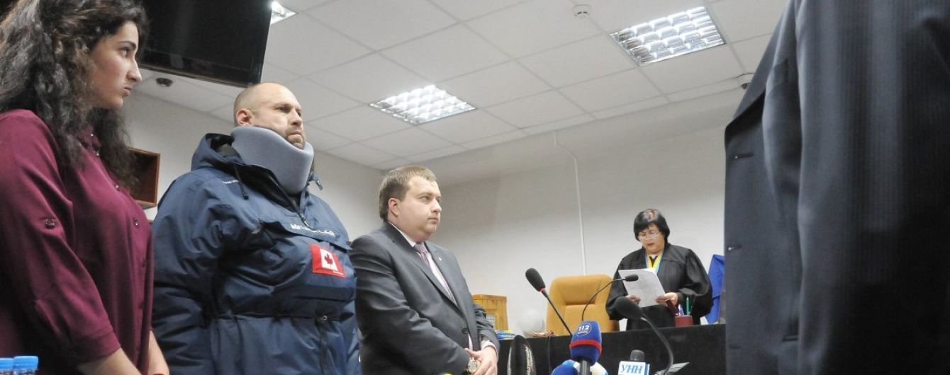 Суд отправил второго водителя-участника страшного ДТП в Харькове за решетку