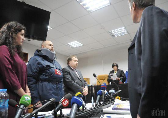 ДТП у Харкові: Дронов впав на стіл після відмови суду пом'якшити йому запобіжний захід
