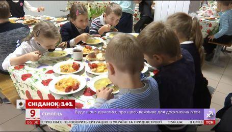 Хто винен у якості шкільної їжі