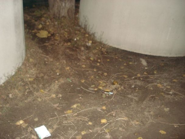У Києві чоловік викинув з вікна авто гранату