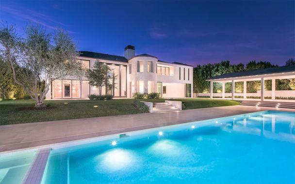 Экс-секретарь Пискуна приобрела роскошный особняк Ким Кардашян за почти 18 миллионов долларов