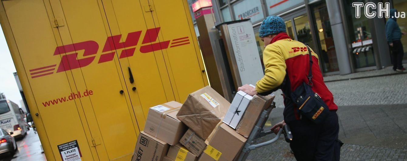 Німецька DHL працює в Криму: у компанії знайшли лазівку