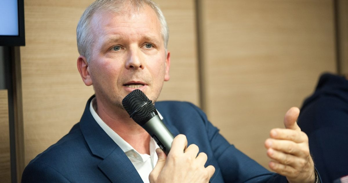 Основатель AVentures Capital Андрей Колодюк