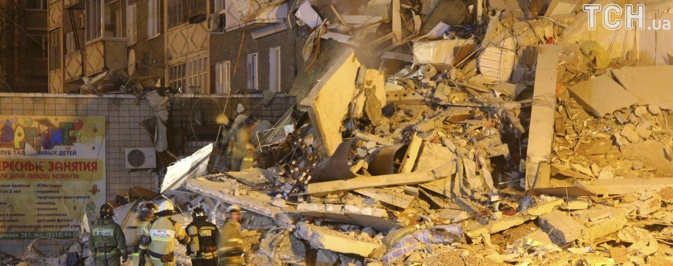 Вибух в Іжевську: слідчі підозрюють у навмисному вбивстві сина власниці однієї з квартир