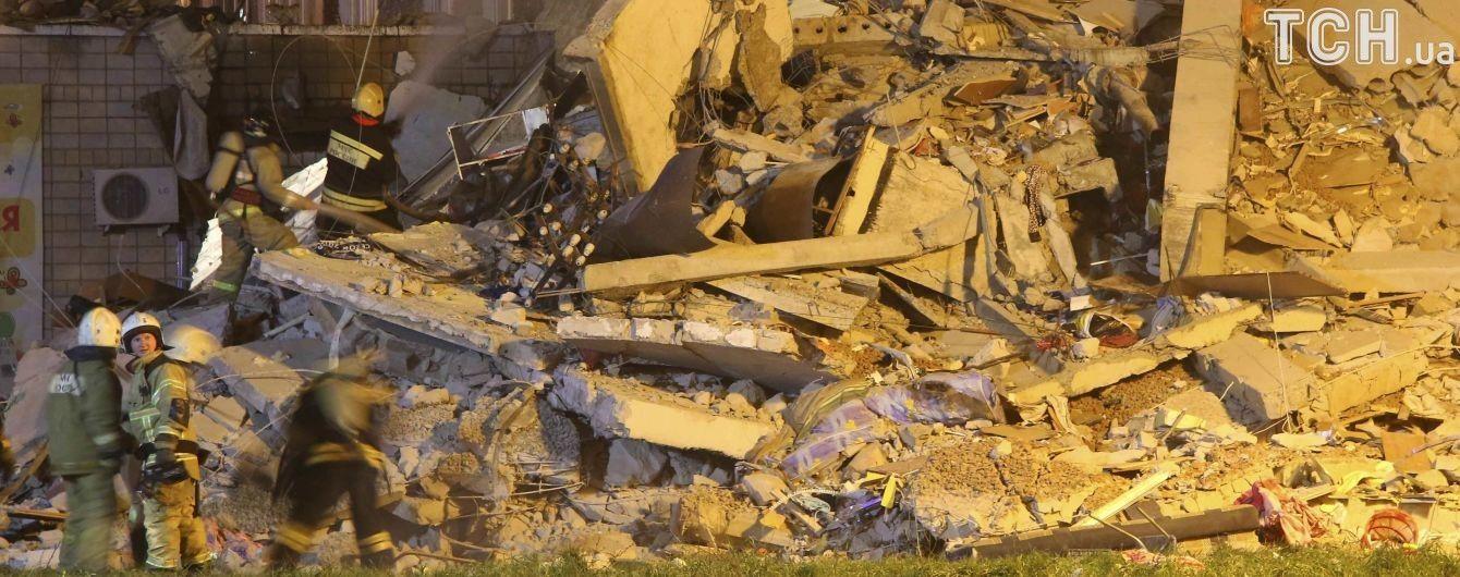 У російському Іжевську зросла кількість загиблих від вибуху та обвалення будинку