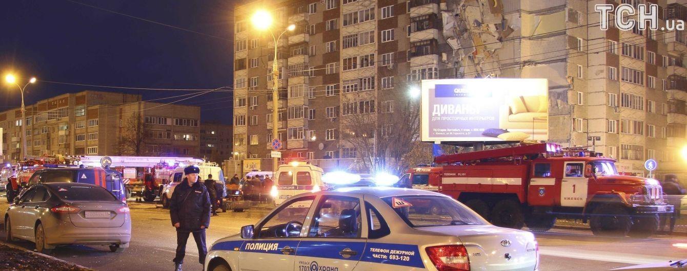 В Ижевске арестовали предполагаемого виновника дерзкого подрыва дома