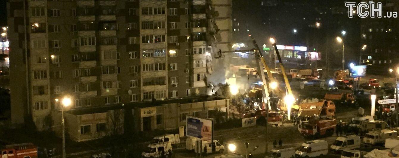 Под завалами разрушенного дома в Ижевске нашли тело еще одной погибшей