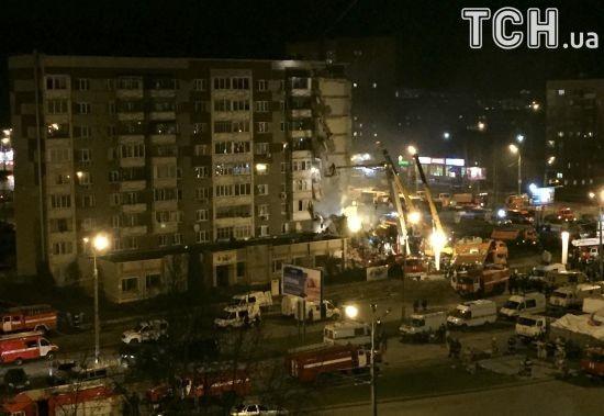 Під завалами зруйнованого будинку в Іжевську знайшли тіло ще однієї загиблої