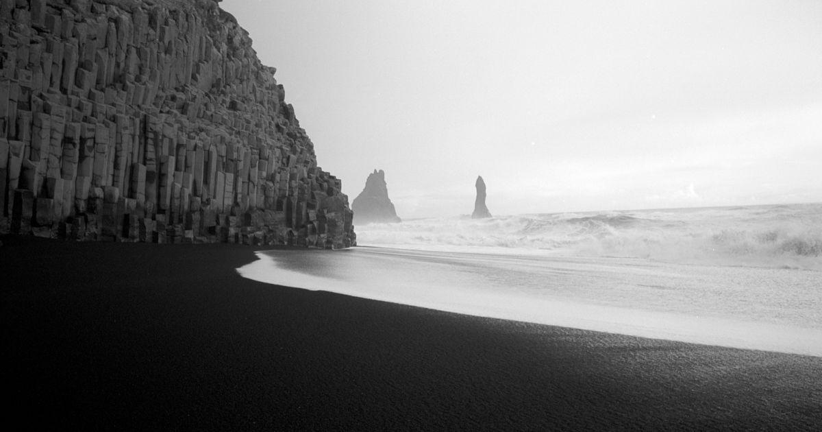 Пляж Рейнісфіяра