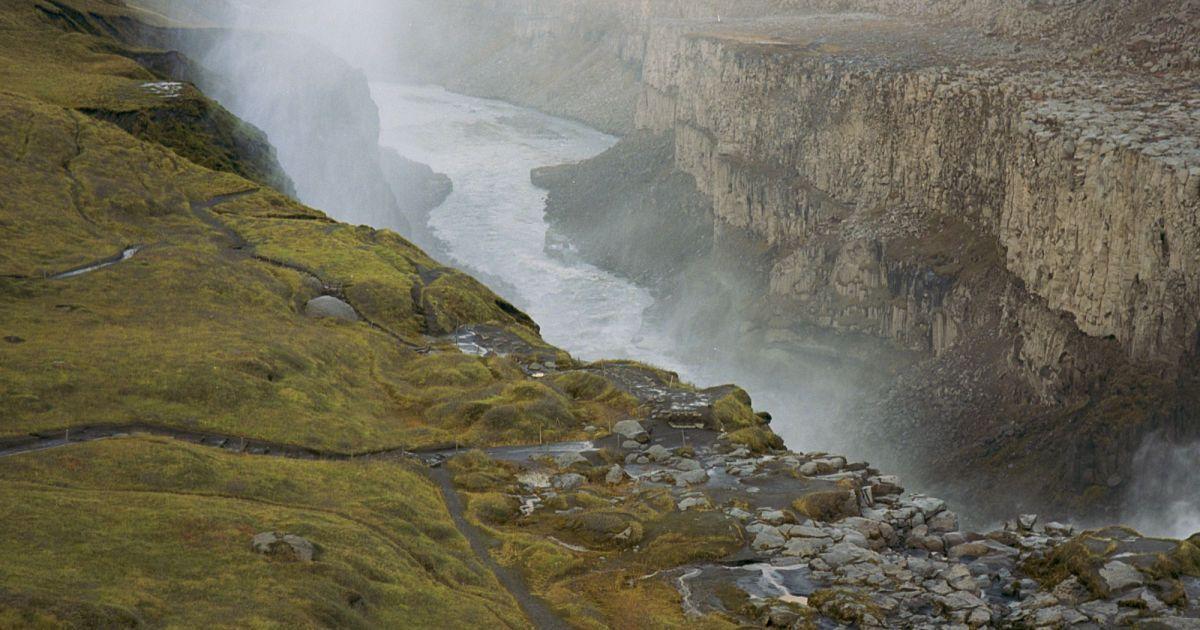 Водоспад Деттіфосс